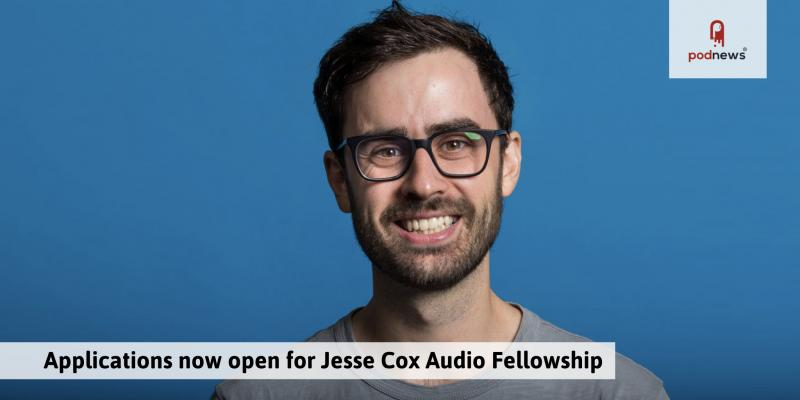 Applications now open for Jesse Cox Audio Fellowship