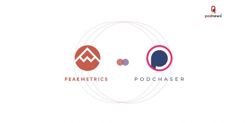 PeakMetrics and Podchaser Partner to bring Podcast Monitoring to PeakMetrics' Data Platform