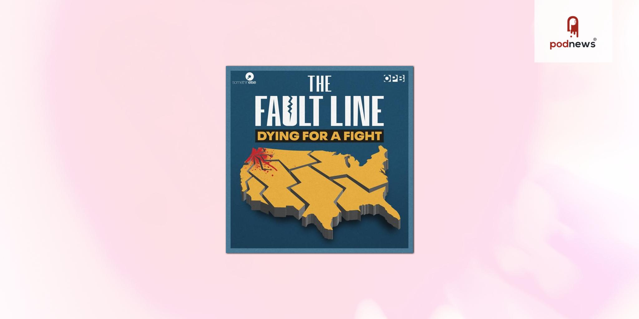 'Dying for a Fight', new season of investigative podcast series 'The Fault Line', examines unsolved killing