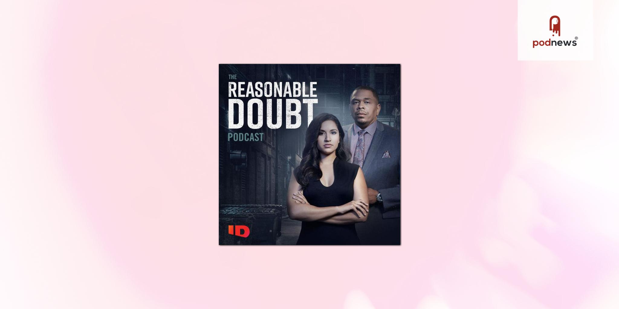 Season 2 of The Reasonable Doubt Podcast launches