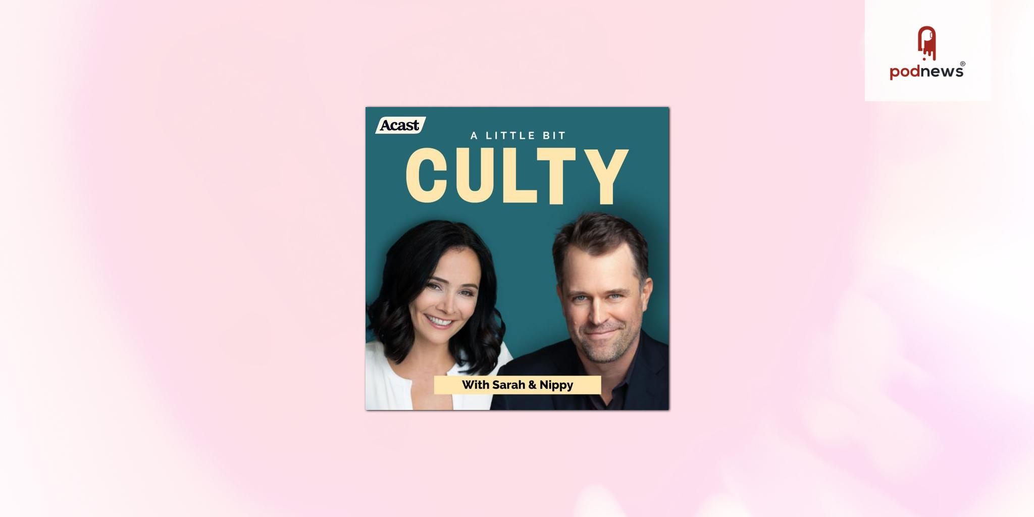 A Little Bit Culty podcast signs to Acast, returns for Season 2