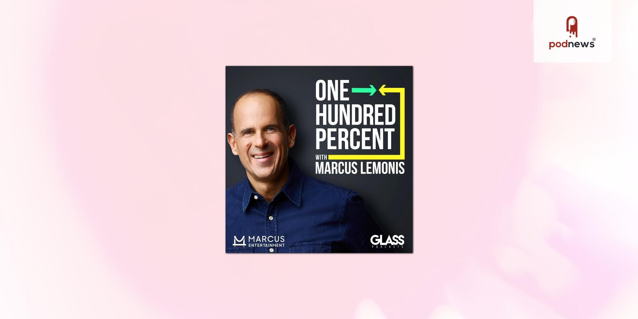 Marcus Lemonis inspires and educates on lively new podcast One Hundred Percent