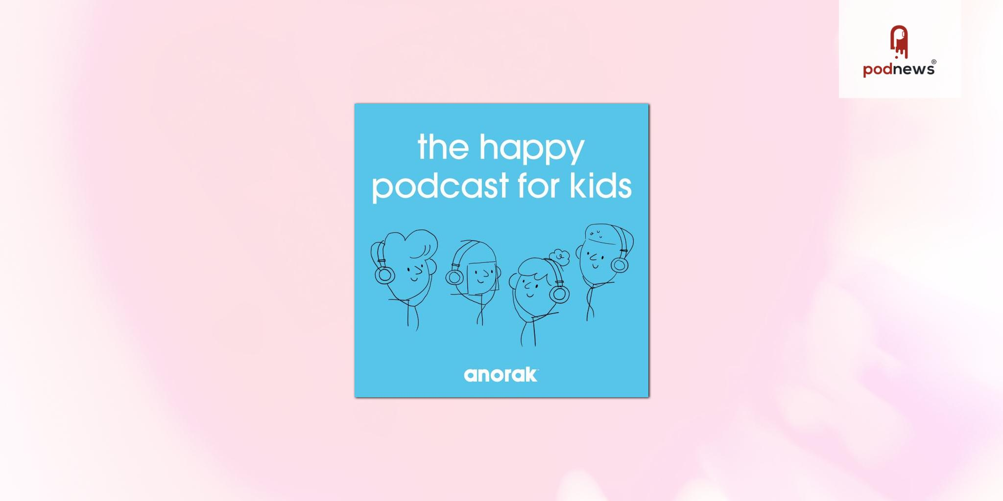 """""""How do whales pee?"""" asks Anorak's The Happy Podcast for Kids"""