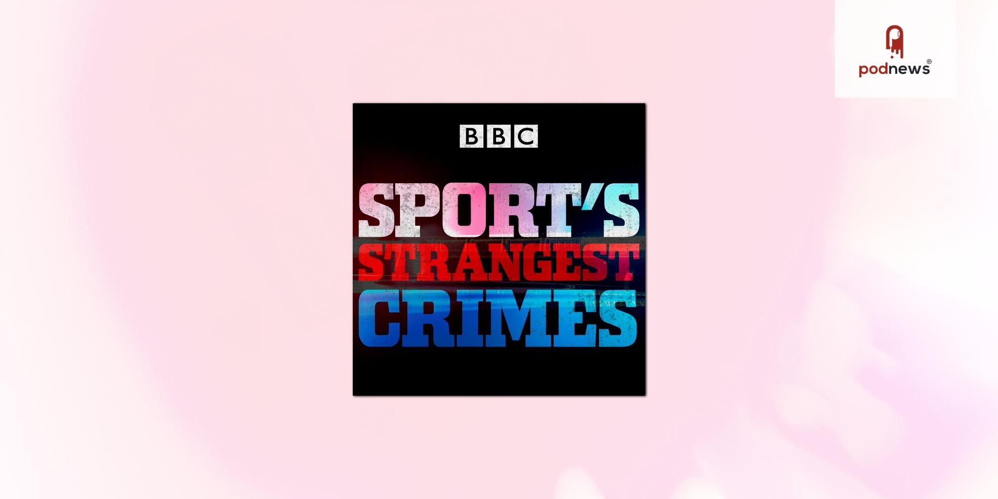 Sport's Strangest Crimes returns to BBC Sounds with Greg James investigating Allen Stanford