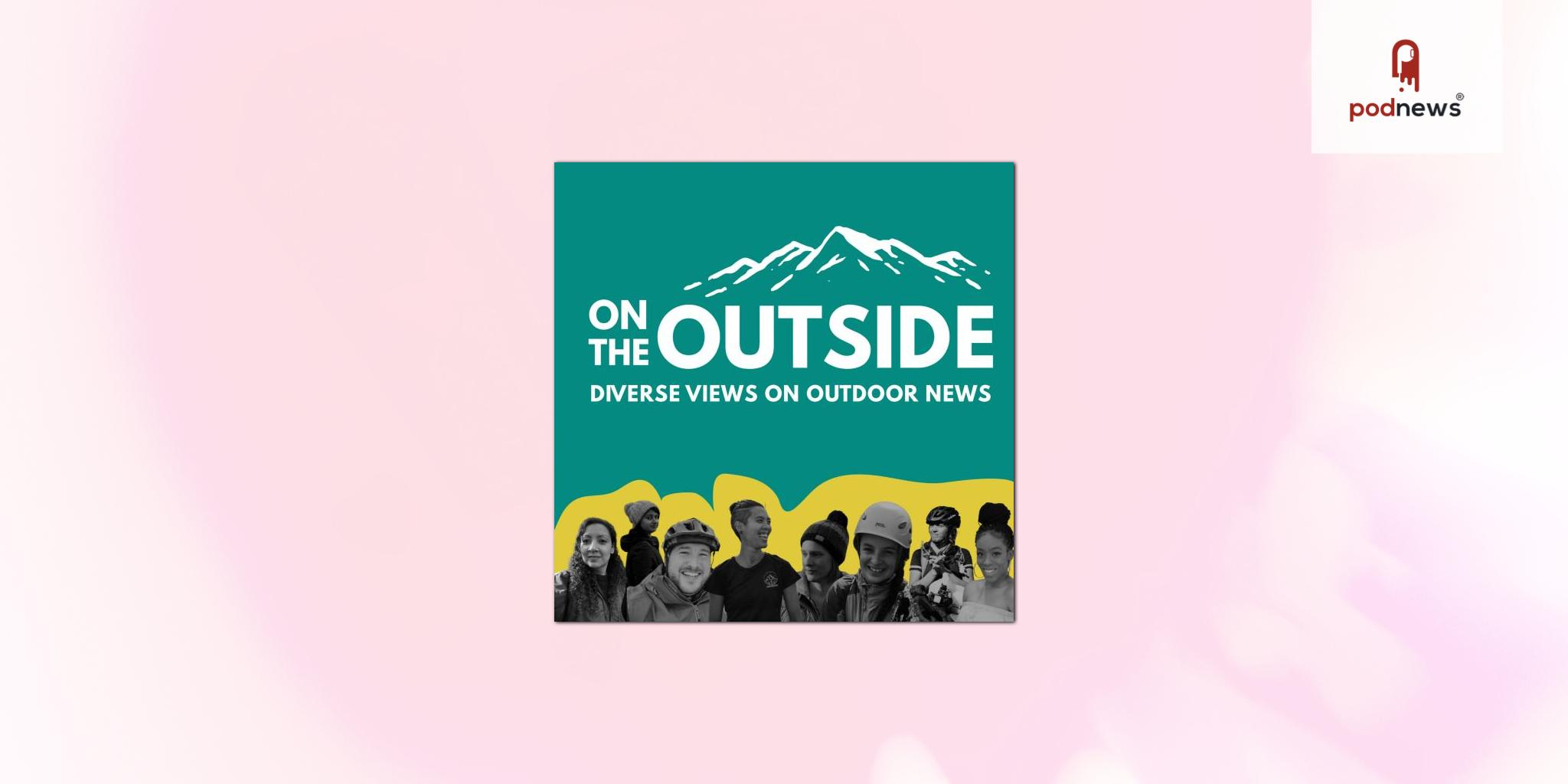 A new panel-show podcast sharing diverse views on the outdoors news in the UK