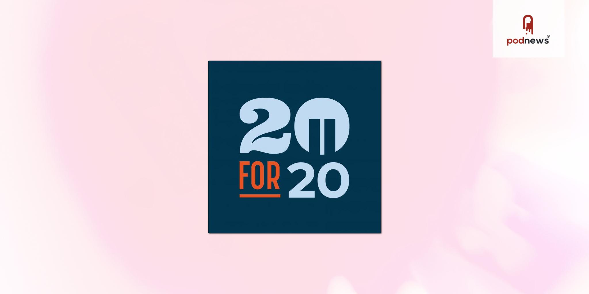 Iron Light Labs Launches '20 for 20' Podcast Presenting 20 Heroic Stories in the 20 Years Since 9/11