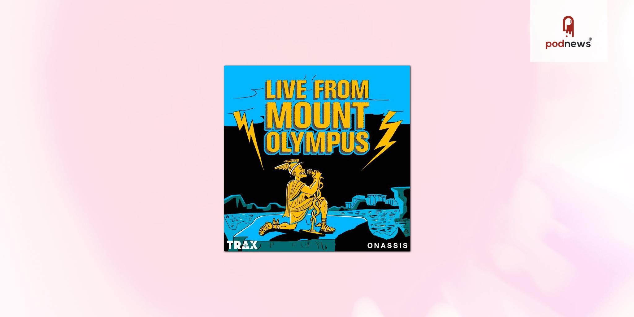 Live from Mount Olympus to make a return in 2022