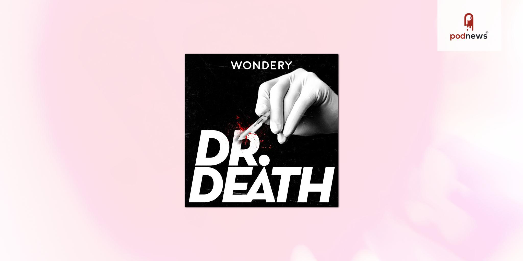 The Fans Have Spoken: Dr Death Beats Serial For The Most 5-Star Ratings Of  Any