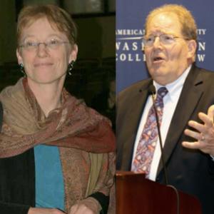 Patricia Aufderheide and Peter Jaszi